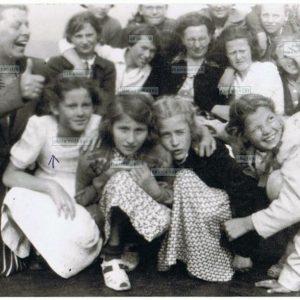 011 OBS Aan De Voorhaven 1949 1950 Schoolreisje
