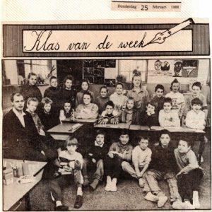 23 Obs In De Veste 1988 Klas Van De Week 01