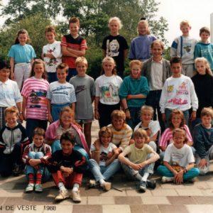 25 Obs In De Veste 1988