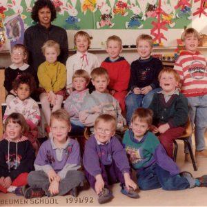 Beumerschool 1991 92