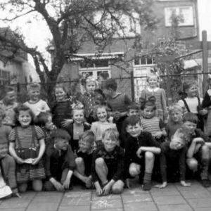 De Beumerschool3e Klas 1955l
