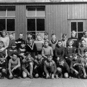 De Beumerschool 5e Klas 1957