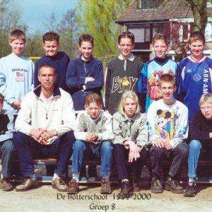 De Botterschool 1999 2000