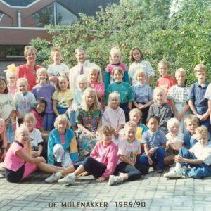 De Molenakker 1989 90