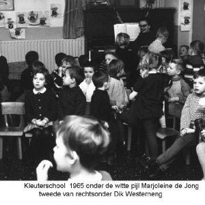 Kleuterschool 1965
