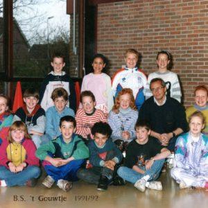 OBS Het Gouwtje 1991 1992