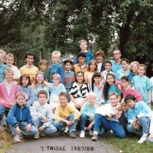 OBS 't Twiske 1987 1988 1