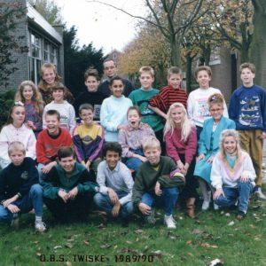 OBS 't Twiske 1989 1990 1