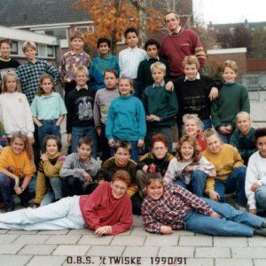 OBS 't Twiske 1990 1991 1