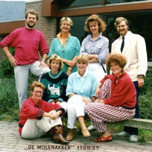 Team De Molenakker 1988 89